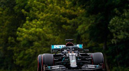 "VN MAĐARSKE: Hamiltonu 90. ""pole position"" u karijeri"