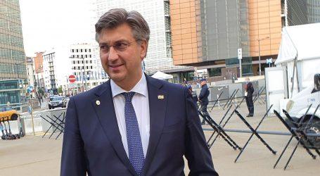 Plenković danas predstavlja vladu, pa se vraća u Bruxelles