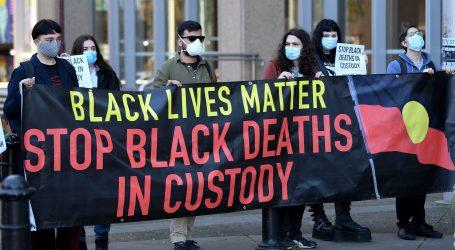 Policija u Sydneyju rastjerala prosvjed Black Lives Matter