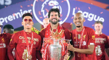 Dok je slavio dugoočekivani naslov prvaka 'Redsa', lopovi opljačkali Fabinha