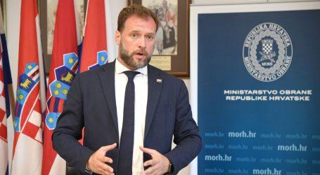 Mario Banožić preuzeo dužnost ministra obrane