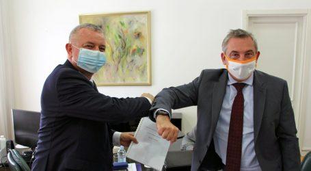 Horvat od Štromara preuzeo Ministarstvo graditeljstva, najavio prve poteze