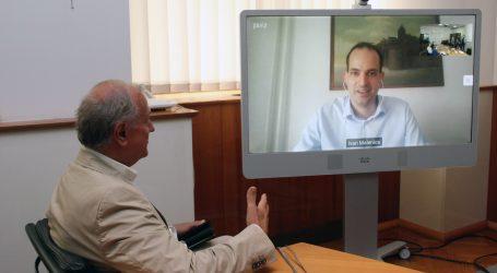 Primopredaja Ministarstva pravosuđa i uprave video linkom