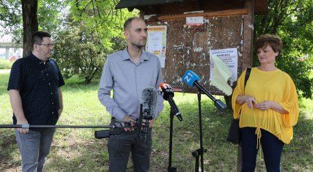 SDP traži obustavu obnove mosta u Zagrebu noću
