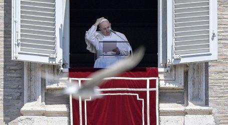 Papa Franjo moli za uspjeh novog primirja u Ukrajini