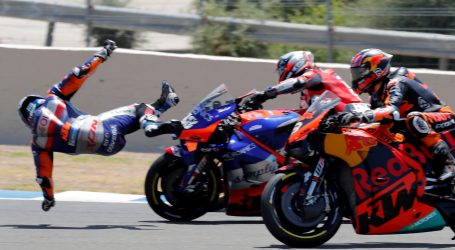 VN Andaluzije: Nova pobjeda Quartarara u motoGP