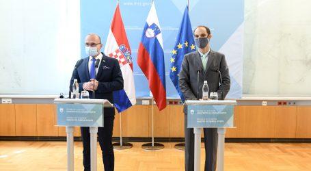 Grlić Radman sa slovenskim kolegom o borbi protiv koronavirusa