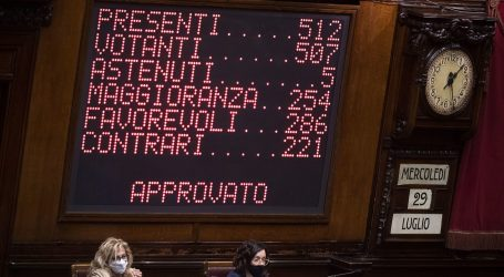 Italija produžila izvanredno stanje do 15. listopada