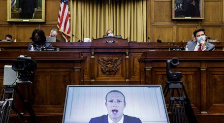 Čelnici Facebooka, Amazona, Googlea i Applea odbacili optužbe za gušenje konkurencije
