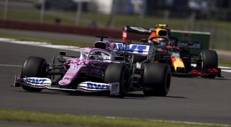 F1: Verstappen i Stroll najbrži na prva dva treninga u Silverstoneu