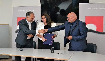 """Hrvatski olimpijski odbor potpisao sporazum o suradnji sa Savezom Roma """"Kali Sara"""""""