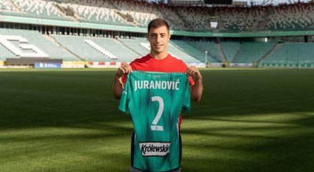"""Juranović: """"Znam da ću predstavljati najveći klub u Poljskoj"""""""