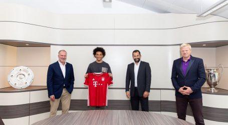 Leroy Sane novi igrač Bayerna