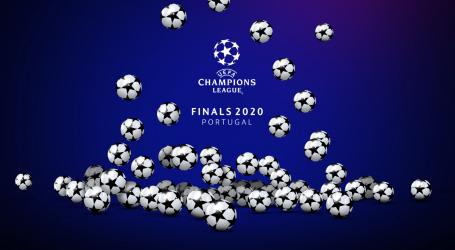 Održan ždrijeb završnice Lige prvaka