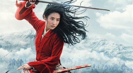 """""""Mulan"""" zaobilazi mnoga svjetska kina, prikazivat će ga Disney+ streaming servis"""