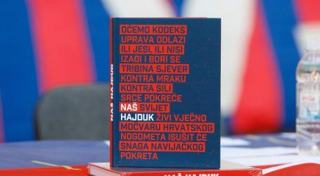 Pročitajte recenziju knjige 'Naš Hajduk'