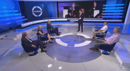 Opća svađa u Otvorenom: Hasanbegović manjine usporedio sa Smokvinim listom, Bačić mu poručio da se probudi