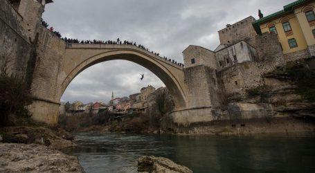 EKSKLUZIVNO IZ MOSTARA: Stari most su obnovili Hrvati, Talijani i Turci
