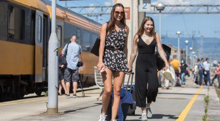 Češki turisti stigli vlakom u Rijeku