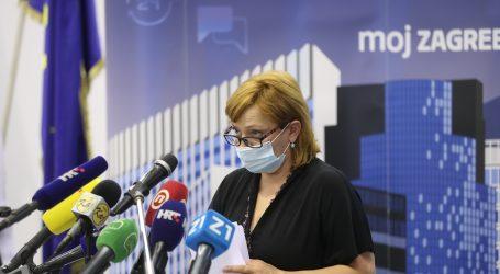 ZAGREB: Danas je zabilježeno 25 novih slučajeva koronavirusa