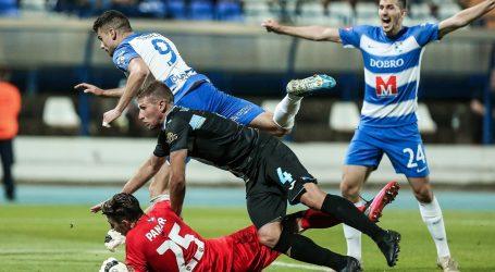 Osijek pogotkom Mancea nanio Rijeci treći ligaški poraz u nizu i stigao na bod zaostatka za Lokomotivom