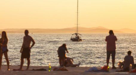 U Hrvatskoj 330 tisuća turista, što je na razini 60 posto u odnosu na isti dan lani