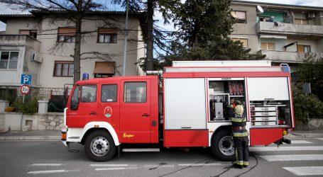 RIJEKA: Požar koji je buknuo u stanu, pod nadzorom