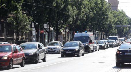 HAK: Povremeno pojačan promet na gradskim cestama