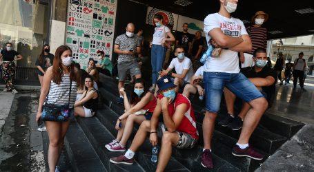 Beograd pod izvanrednim mjerama u cilju suzbijanja zaraze koronavirusom
