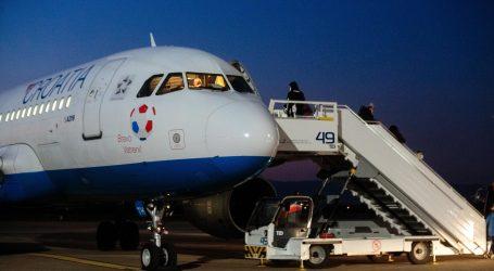 Gubitak Croatia Airlinesa u prvom polugodištu 173,2 milijuna kuna