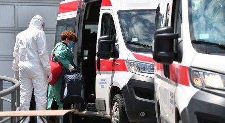 U Srbiji od koronavirusa umrlo još 12 ljudi, nikad više pacijenta na respiratorima