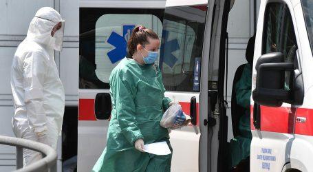 U Srbiji rekordan broj testiranih, ali i rekordan broj pacijenata na respiratoru