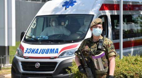 U Srbiji ponovno više od 400 novooboljelih, preminulo još deset osoba