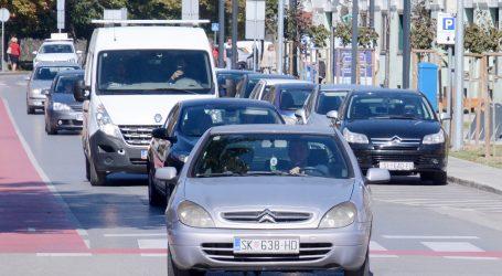 HAK: Očekuje se gusti promet i zastoji prema turističkim središtima