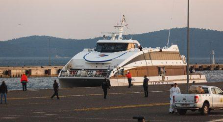 Od 31. srpnja Jadrolinijin katamaran povezuje Zadar i Anconu