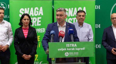 """BORIS MILETIĆ: """"Birači pokazali da žele naprednu Hrvatsku i jaku Istru"""""""