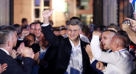 """PLENKOVIĆ ODRŽAO POBJEDNIČKI GOVOR: """"Hrvatska treba vladu koja će baštiniti novi moderni suverenizam"""""""