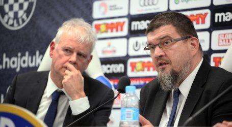 Perasović: Nastojat ćemo osigurati nastavak svih upravljačkih i stručnih aktivnosti pokrenutih u klubu