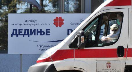 U Srbiji 389 novooboljelih, preminulo još devet osoba