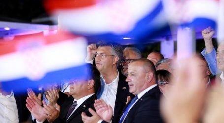 MEDIJI U BIH: Uvjerljiva pobjeda HDZ-a na izborima za Hrvatski sabor
