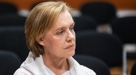 Bivša SDP-ova šefica Porezne uprave osuđena na dvije godine zatvora