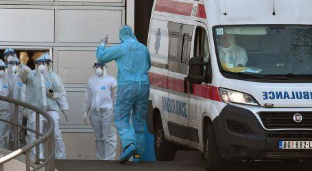 U Srbiji 289 novooboljelih, preminulo još šest osoba