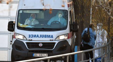 CRNI BROJEVI U SRBIJI: 412 novih slučajeva, preminulo još devet osoba