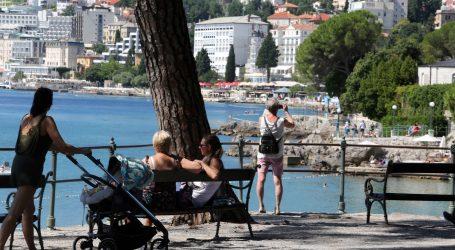 Turistički promet u šest mjeseci i lipnju 70 posto lošiji od lanjskoga
