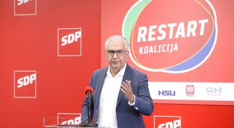 PREPIRKA U SDP-U: Rajko Ostojić potpredsjednik Sabora