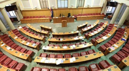 SABOR: Imena predsjednika odbora krajem dana, poznate zamjene u HDZ-u