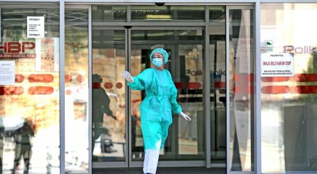 UŽIVO: I danas raste broj zaraženih: Hrvatska premašila 4000 slučajeva