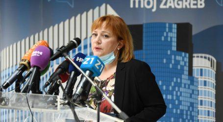 """U Zagrebu 23 novih slučajeva: """"Apeliramo da se nose maske i u zatvorenom prostoru"""""""