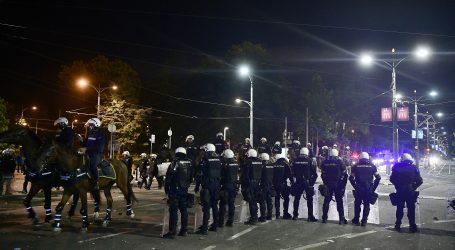 BEOGRAD: Najavljen novi prosvjed i demonstracije u 18 sati