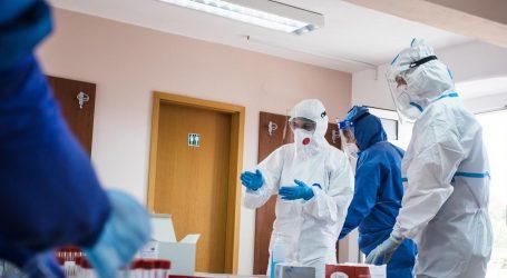 UŽIVO: Županije javljaju o novim slučajevima, u Osječko-baranjskoj preminule dvije osobe